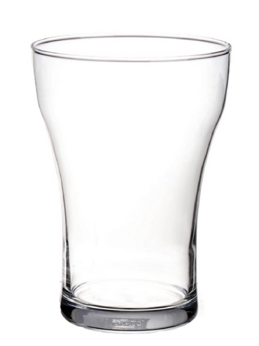 <h4>DF883577900 - Vase Maine d14xh19.5 clear</h4>