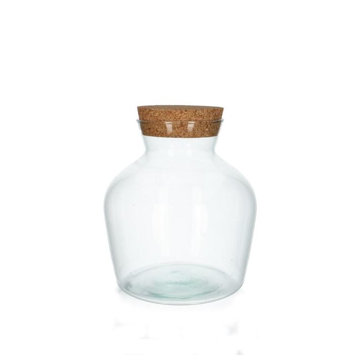 <h4>Glas Eco Terrarium d17*21cm</h4>