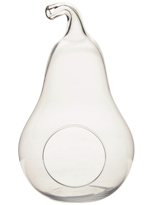 <h4>DF882386000 - Pear glass Pinkie d16xh28 clear</h4>