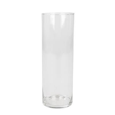 <h4>Vaas Lusaka glas Ø9xH26cm HC</h4>