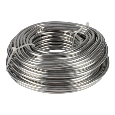 <h4>Aluminium wire  5,0mm  - role 1kg</h4>