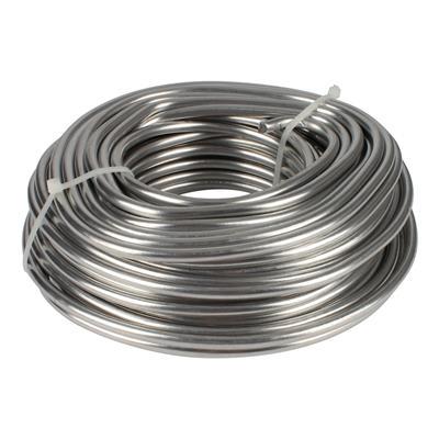 <h4>Aluminiumdraad 5,0mm  - rol 1kg</h4>