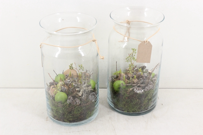 <h4>arr.. Muscari MB - Candy jar small 338/5</h4>