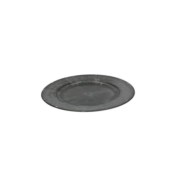 <h4>Plastic Melam plate round d22cm</h4>