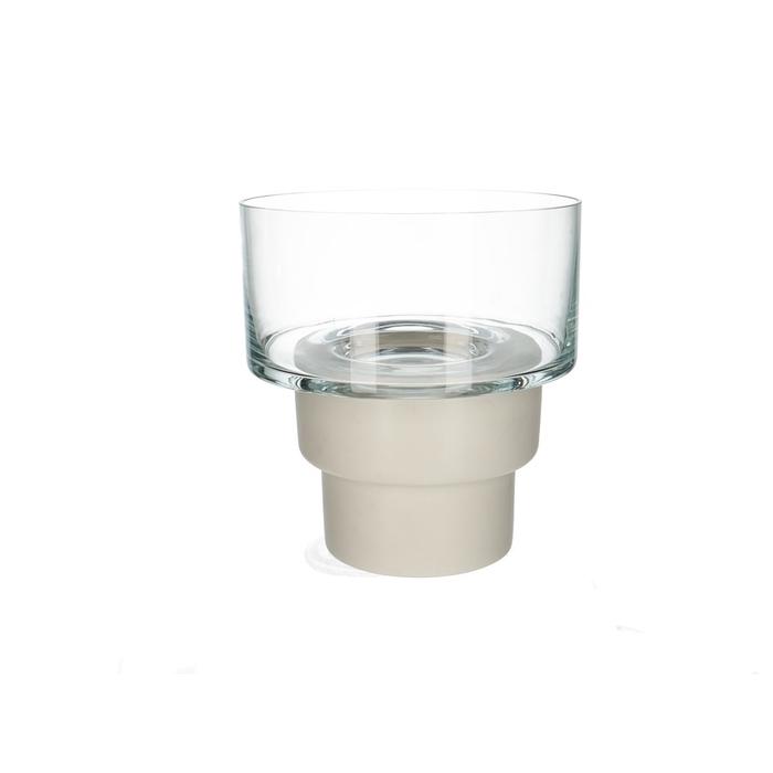 <h4>Glas Cosmo schaal d19*20cm</h4>