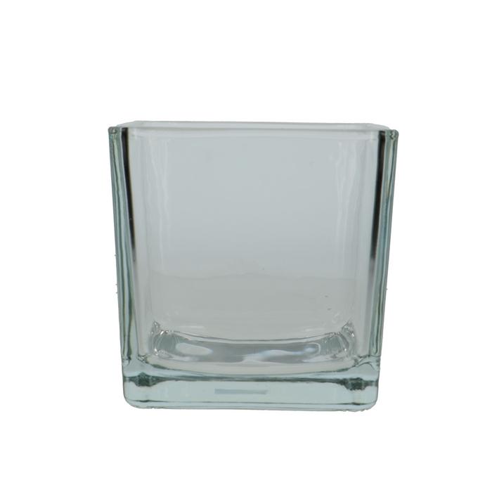 <h4>Glas Accubak taps d14*14cm</h4>