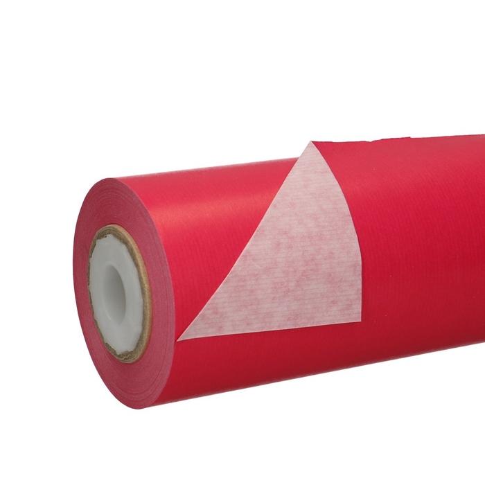 <h4>Papier Rol 25cm 50g 1.25kg Wit/Cyclaam</h4>
