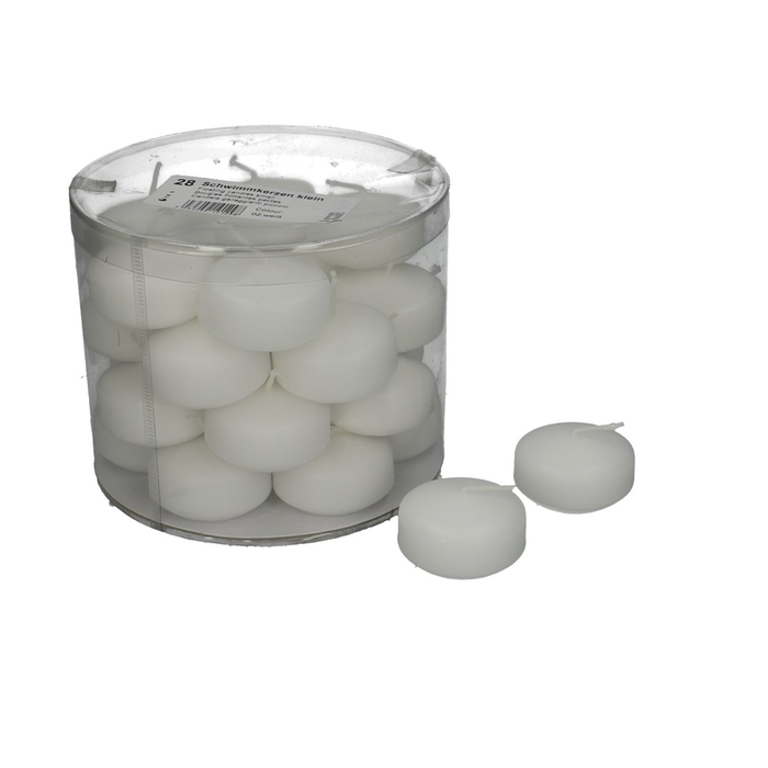 <h4>Candle Floating d5*3cm</h4>