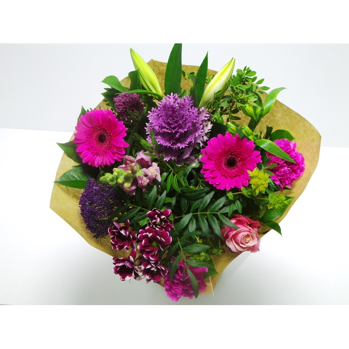 <h4>Bouquet KIM Medium Lilac</h4>