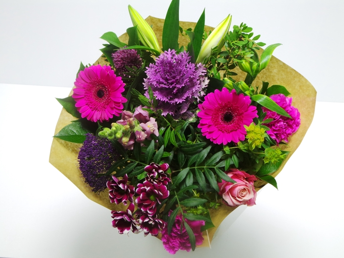 <h4>Bouquet KIM Medium Lilac</h4>