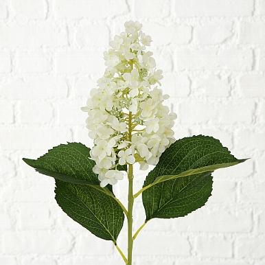 <h4>Zijde, Hydrangea, H 98 cm, 1 ass, White</h4>