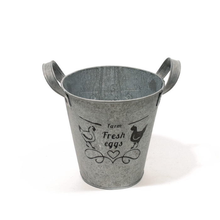 <h4>Pasen Fresh eggs pot d15*15cm</h4>