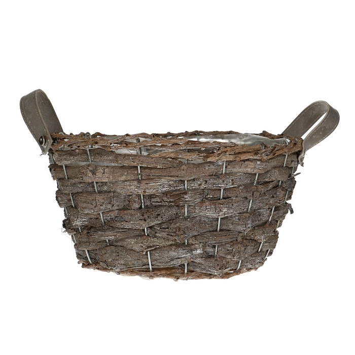 <h4>Baskets Jane tray ov.d29/22*14cm</h4>