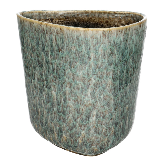 <h4>Ceramics Angulo pot d23*23cm</h4>