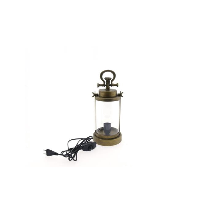 <h4>Lamp Table H:36cm Gold</h4>