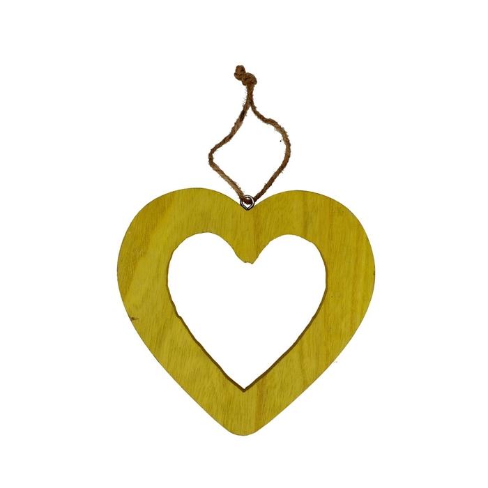 <h4>Opruiming Valentijn Hanger Hart open 20*20cm</h4>