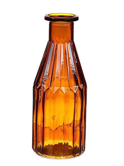 <h4>DF662806000 - Bottle Caro4 d8xh19.7 amber</h4>