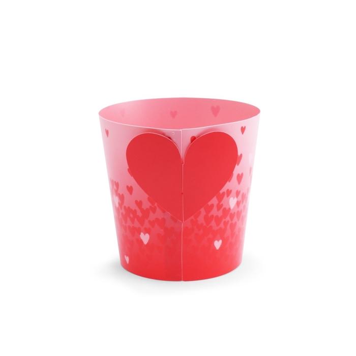 <h4>Valentijn Potcover Million Hearts d12.5*11cm</h4>