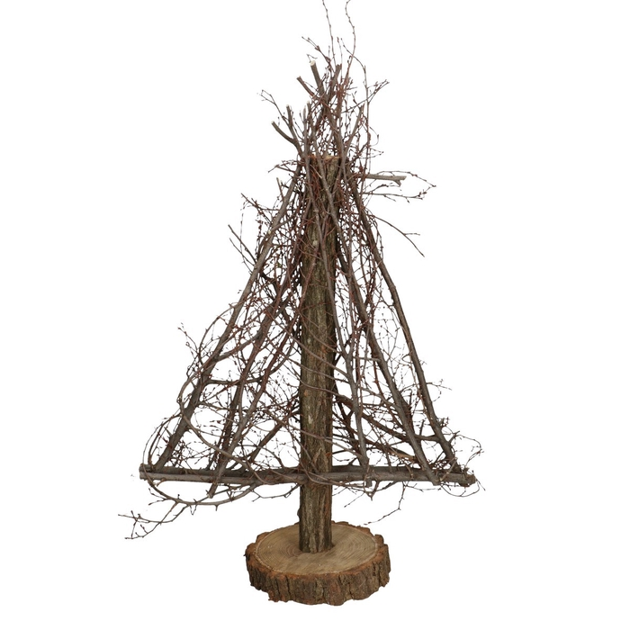 <h4>Sale Christmas Tree on trunk d40*70cm</h4>