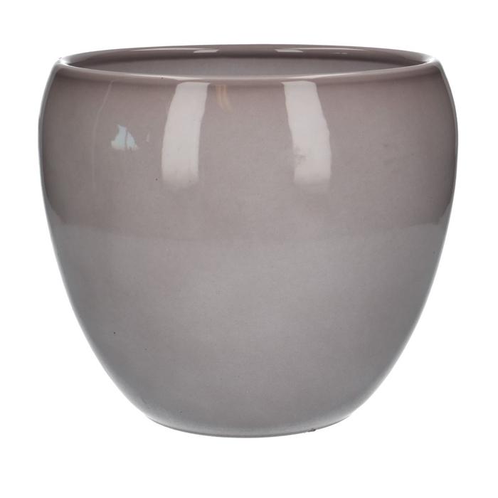 <h4>Keramiek Bowl pot d18*18.5cm</h4>