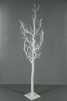 <h4>Artificial Tree White 115cm</h4>