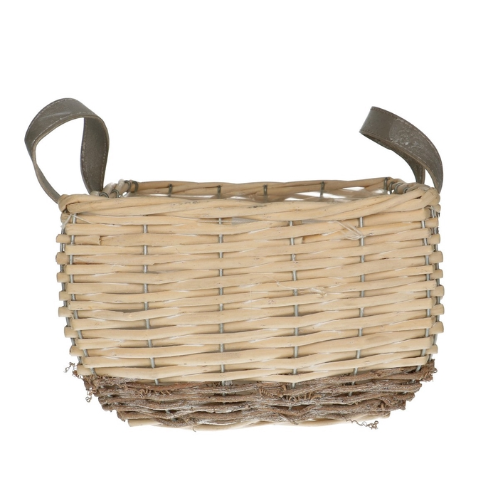 <h4>Baskets Sylvie tray square d23*14cm</h4>