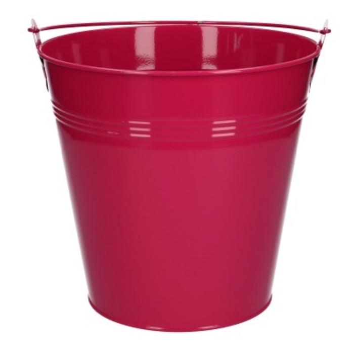 <h4>Zinc Bucket  d20*18.5cm</h4>