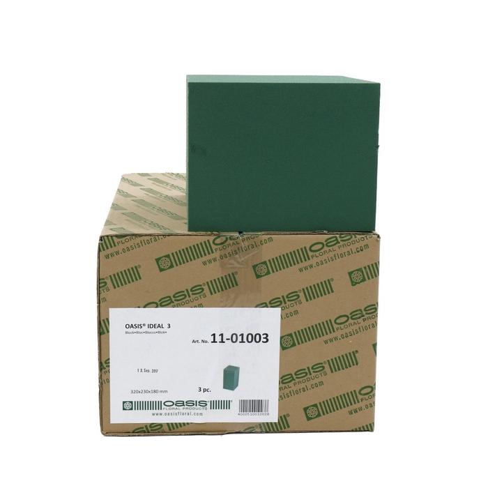 <h4>Oasis Brick Ideal x3 32*23*18cm</h4>