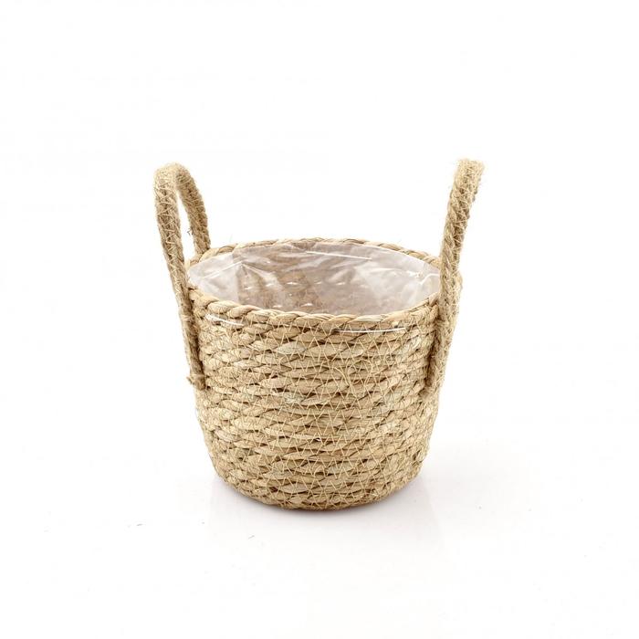<h4>Baskets Linda pot d17/12.5*13cm</h4>