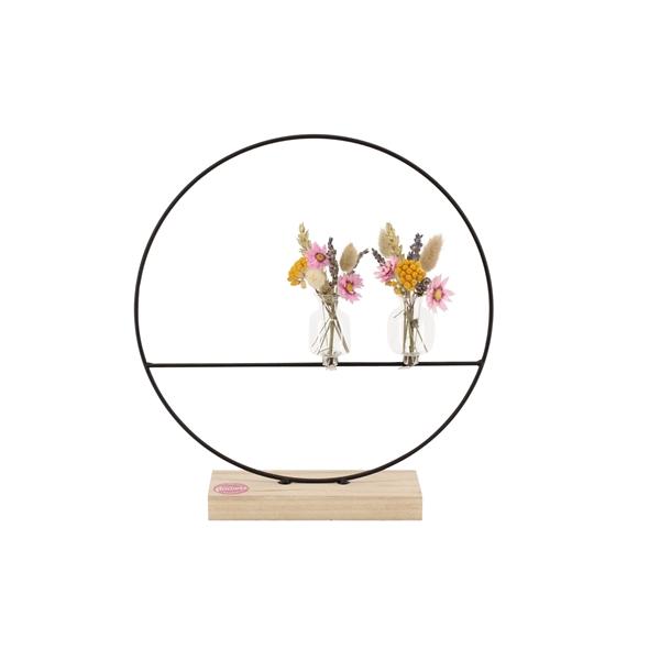 <h4>50643: Droogbloemen arrangement</h4>
