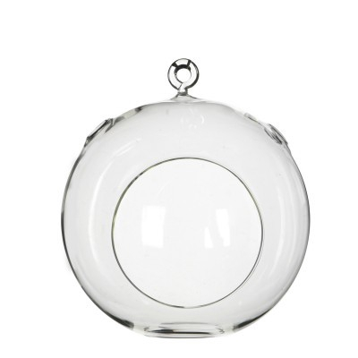 <h4>Glas Decobal gat d18*17cm</h4>