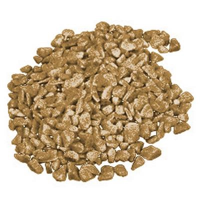 <h4>Decoration pebbles 4-6mm 5kg gold</h4>
