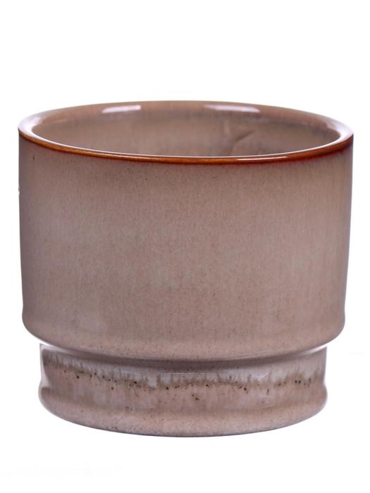<h4>DF540262721 - Pot Avelon d10xh9.2 beige</h4>