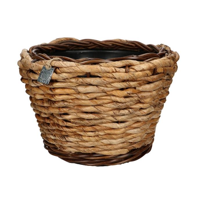 <h4>Baskets Abaca drypot d33*24cm</h4>