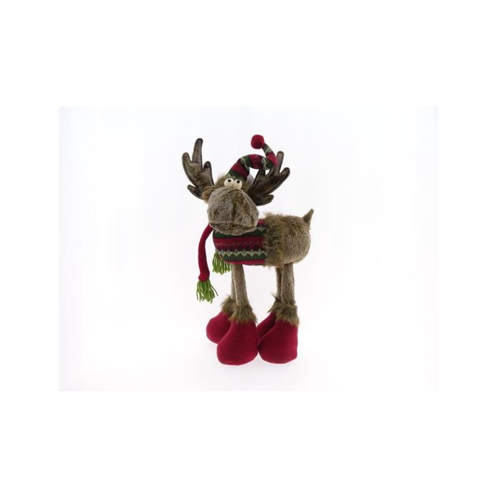 <h4>Fig. C. Reindeer 20x16x48cm</h4>