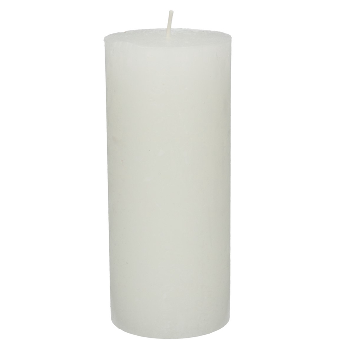 <h4>Candle Cylinder Rustic d07*16cm</h4>