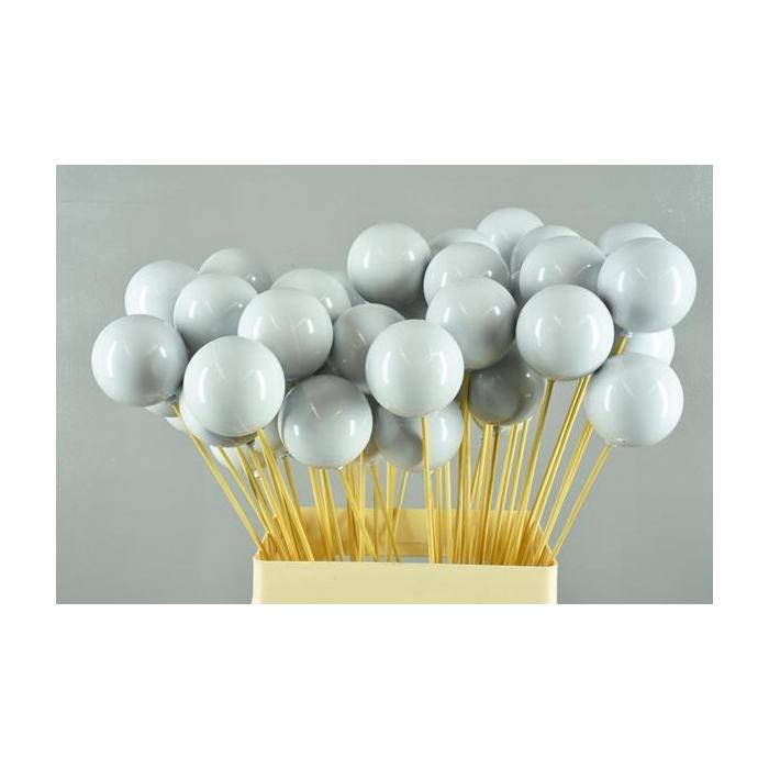 <h4>Stick Ball C. Ø6 White Pearl</h4>