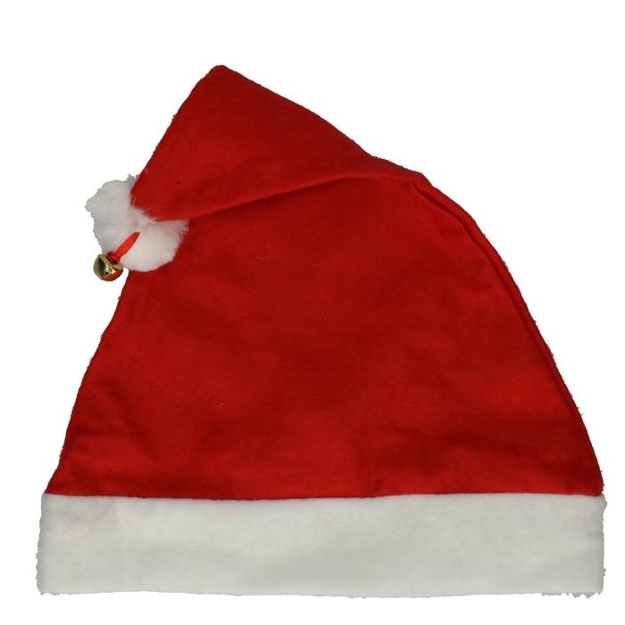 <h4>Kerst Kerstmuts met bel</h4>