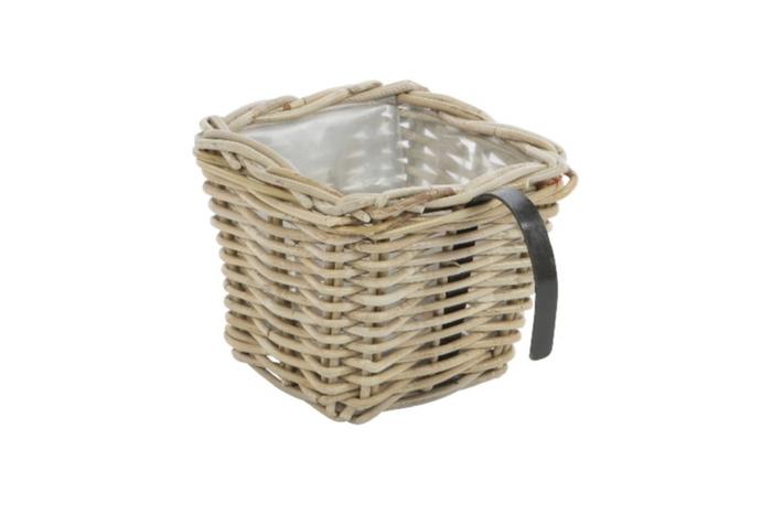 <h4>DF888002300 - Balcony basket Pima 17x17x15 grey</h4>