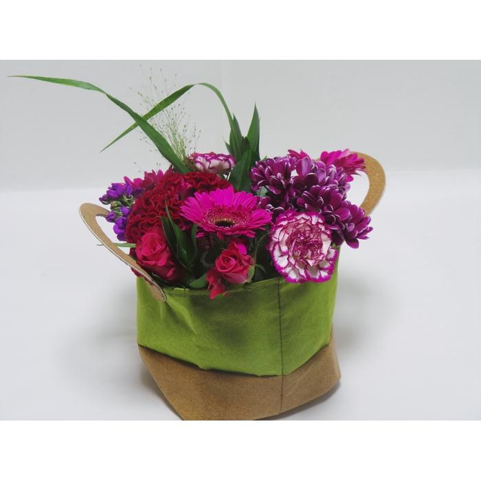 <h4>Bouquet Big Bag Lila Davy</h4>