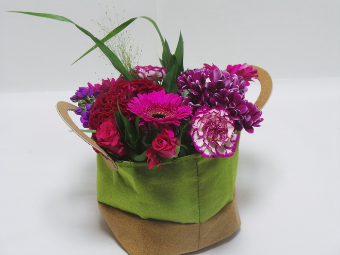 <h4>Bouquet Big Bag Lila Davy</h4>