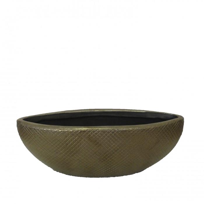 <h4>Ceramics Atessa planter ov. d28*10cm</h4>