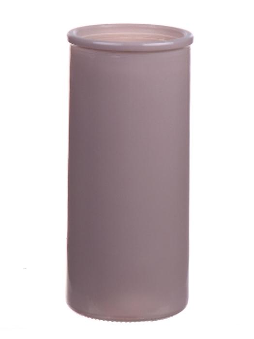 <h4>DF663830400 - Cylinder Fleurs d5.5xh12.3 taupe</h4>