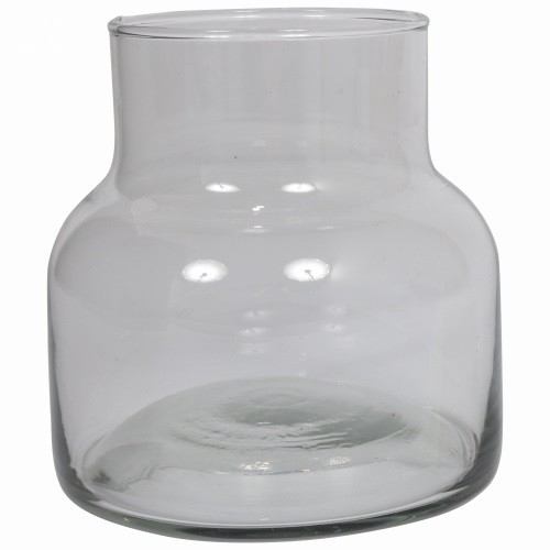<h4>Glas Vaas Nice d13*13cm</h4>