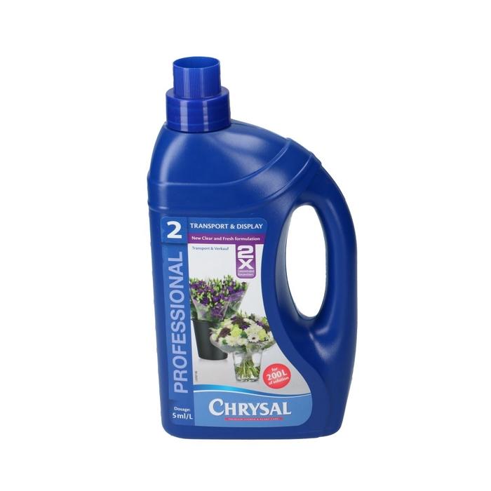 <h4>Abono organico Chrysal Prof.2 liq.conc.1ltr</h4>