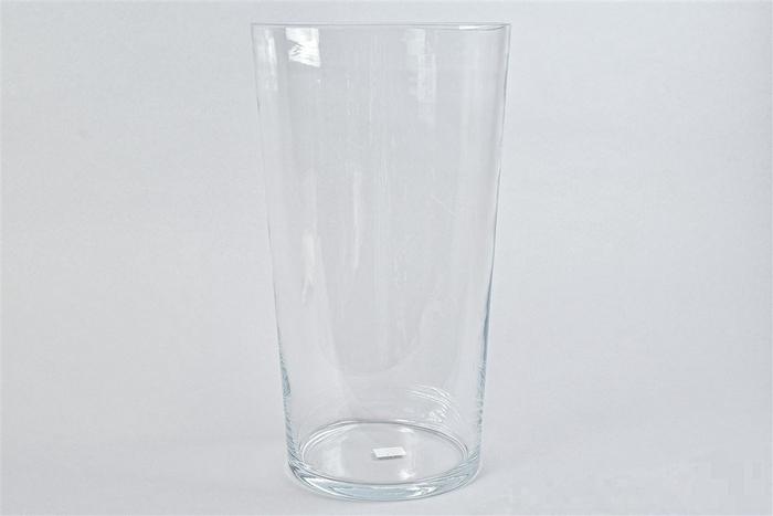 <h4>Glas Vaas Konisch Cc 25x45cm</h4>