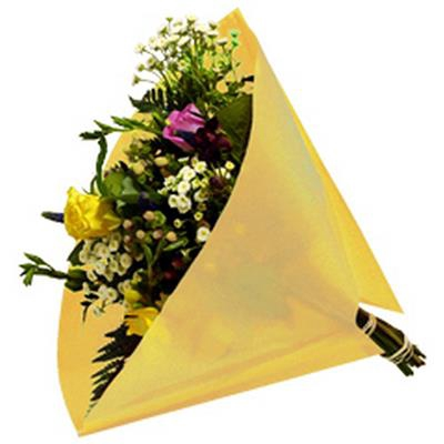 <h4>Housses 30x30cm Angelo OPP50 Pearl jaune</h4>