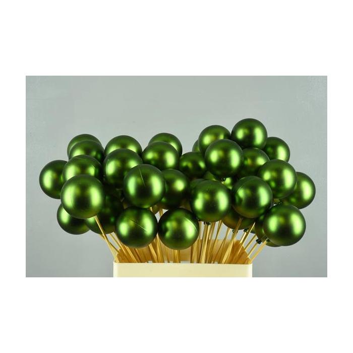 <h4>Stick Ball C. Ø6 Green Matt</h4>