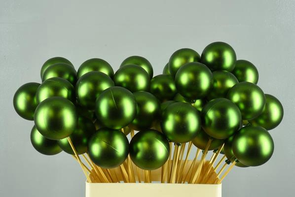 <h4>Stick Ball C. Ø6 Green Matt</h4>