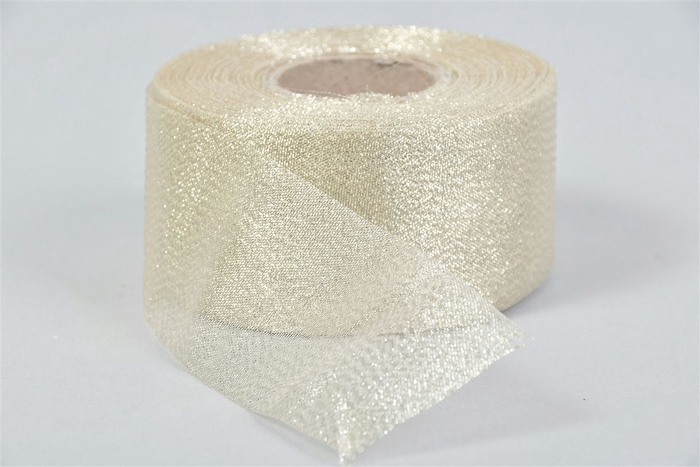 <h4>Lint Lucente 71 Champagne 25m X 50mm Wk 34</h4>